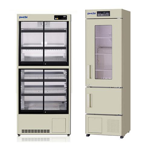 Laboratóriumi / gyógyszerészeti hűtők